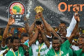 2013 AFRICAN CUP OF NATION CHAMPS