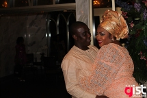 Wasiu Ayinde and Titi Marsha's naming celebration