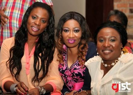Adeola, Safurat, and Adebisi
