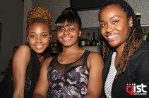 Brittany, Koko, and Erika