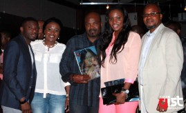 Dami Ojo, Adebisi Nelson, Ade Ganiu, Adeola Olasiyan, and Sheu Adebayo