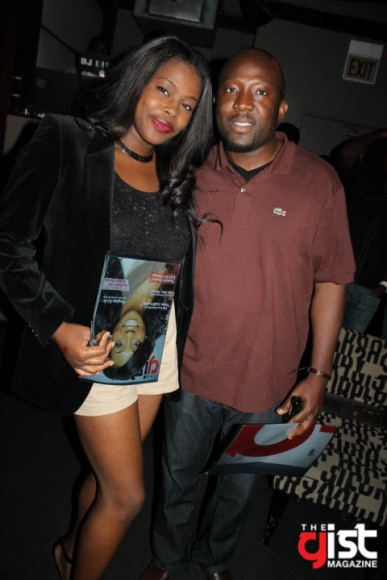 MARY AND DJ DEE MONEY