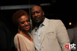 Lola Savage and Mr. Aji Ojo