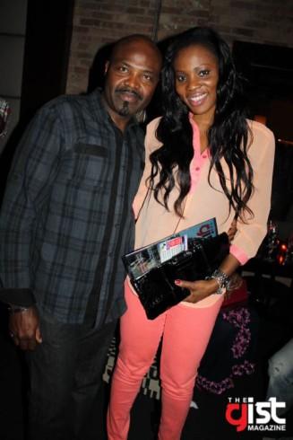 Mr. Ade and Mrs. Adeola Olasiyan