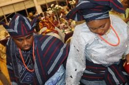 Newly weds Mr. and Mrs. Ogunyemi-3