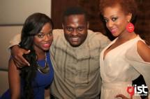 Raliat, DJ Diesel, and Lola Savage