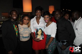 The Gist Magazine Team and Olayinka Sanni