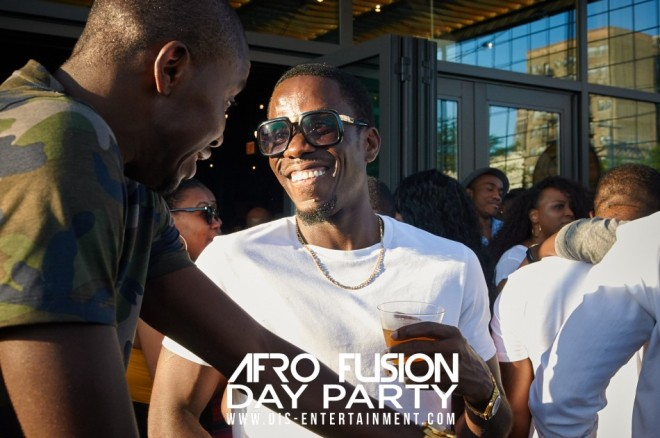 Afro Fusion Day Party