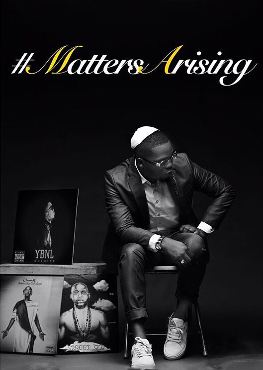 [New Music] Olamide- Matters Arising