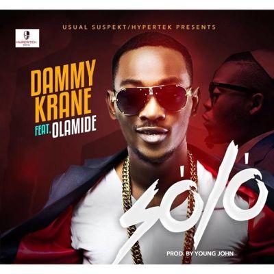 Music Video* @dammy_krane ft @olamide_YBNL – Solo + lyrics