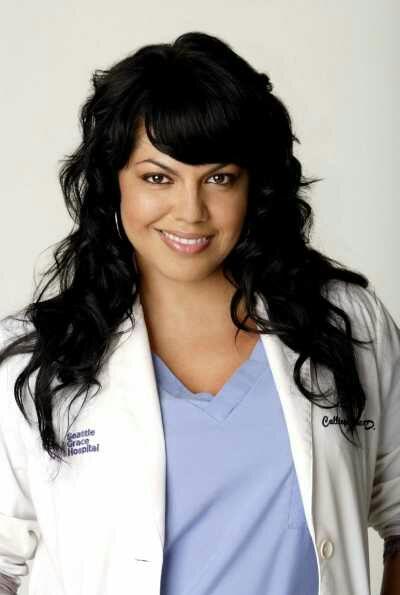 Sara Ramirez -Dr Callie Torres-, exits Grey'sAnatomy