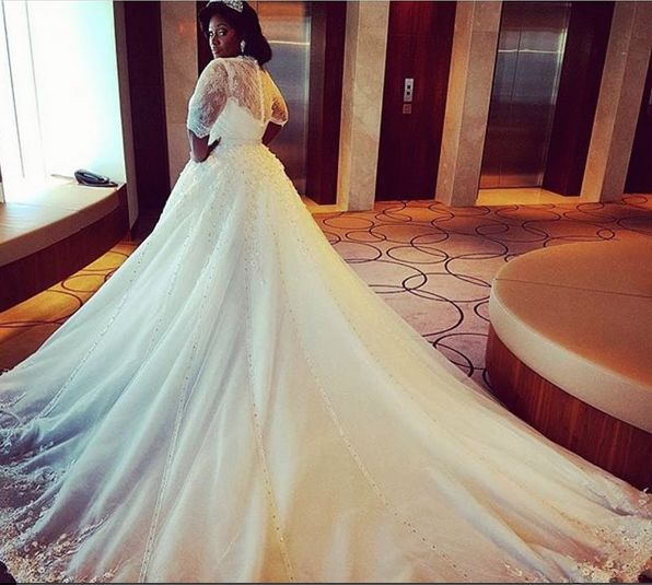 #TSquare2016; Toolz and Tunde's Dubai wedding, pictures you might have missed.